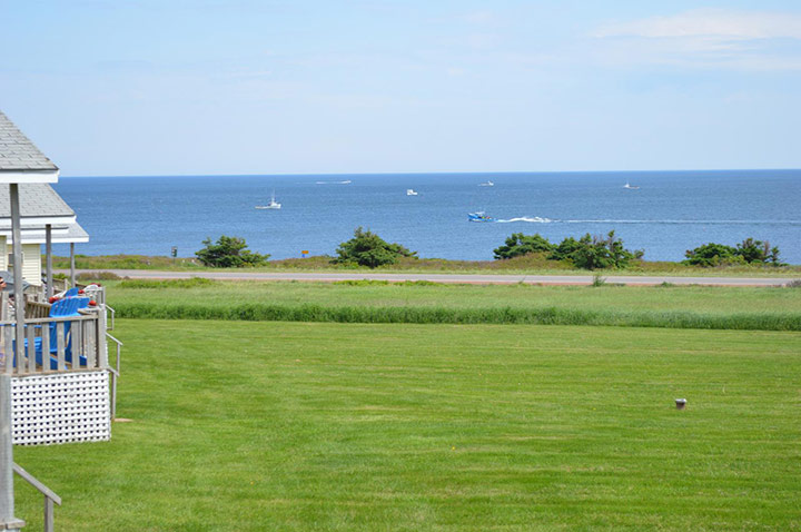 Cavendish Beach Cottages -